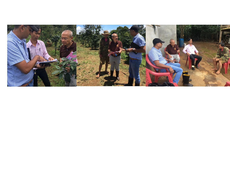 Baseline Survey For Climate Adaptation Project In a Fairtrade Premium Coffee Project – Cpc Bolaven, Laos